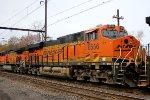 BNSF 6556 on K138